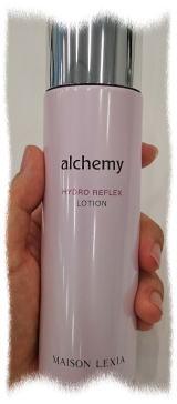 アルケミー化粧水使用感想